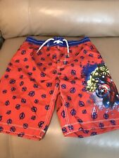 Boys Gap Avengers Bathing Suit Trunks. Size 12.