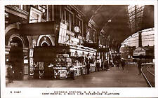 Victoria Station, South Eastern & Chatham Railway # S 11647 by WHS Kingsway.