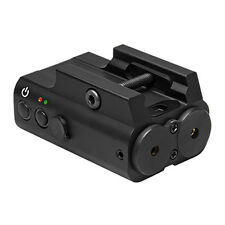 NcStar Red / Green Laser Box Sight - Black - New - APXLRGB