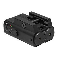 NcStar Red / Green Laser Box Sight - Black - New - APXLRGB