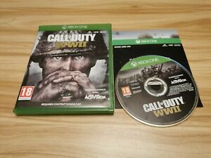 Call of Duty: WWII WW2 for Microsoft Xbox One - See Offer!