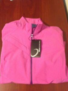 New Zero Restriction Women's Riley Wind Jacket Medium Enchanted W1039L NWT