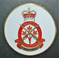 Royal Canadian Infantry Corps - Uniface Medallion