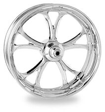 Performance Machine Forged Luxe Wheels Chrome 23 X 3.5 1202-7306R-LUX-CH PM-0193