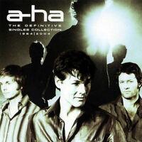 A-HA ( NEW CD ) DEFINITIVE SINGLES COLLECTION / GREATEST HITS / VERY BEST OF