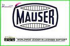"Autocollant CYBER GUN Worldwide leader in licensed softair arme "" MAUSER """