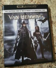 Van Helsing (4K Ultra Hd Blu-ray, 2017) 2 Disc Preowned