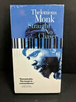 Thelonious Monk - Straight, No Chaser (VHS, 1990) New and Sealed