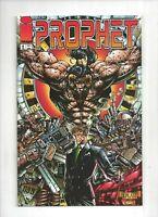 PROPHET #4  vol. 1  Stephen Platt Variant Cover 9.4 NM, 1994 Image