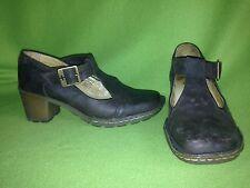 Slate Brown Dr.Marten Heels 8