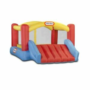 Little Tikes 620072X1 Inflatable Jump 'n Slide Bouncer