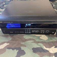 New listing Technics Sl-Mc4 Cd Changer 60+1 Rca Optical Out Cd Text - No Remote - Tested