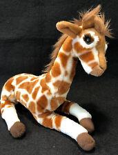 "Plush Giraffe 16"" Stuffed Animal Unipak Tag Super Soft Lovey"