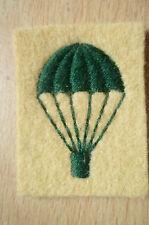 Patches: Parachute Cloth Badge (NEW*,apx. 4.5x3.5 cm)