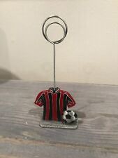 Soccer Metal Photo Holder