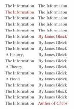 The Information: A History, a Theory, a Flood by James Gleick  Remainder Dot