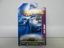 Hot Wheels Taxi Rods 1970 Plymouth Road Runner 3/4 from 2007 Factory Set