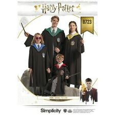 Simplicity Sewing Pattern 8723 Child & Adult Harry Potter™ Costumes