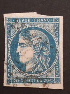 1870 1871 France Bordeaux 45C pos2