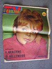 TV SORRISI e CANZONI # 47 - 19 NOVEMBRE 1961 - RENATA MAURO