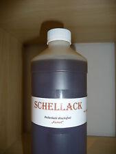 1L Schellack Komet Möbellack Politur Holzlack Schellackpolitur Lack Dunkel Natu