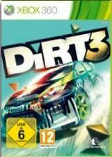 Xbox 360 Dirt 3 allemand d'occasion comme neuf