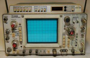 TEKTRONIX Model 465 100MHz 2-Channel Analog Oscilloscope *Untested