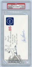 Tom Seaver Autographed Envelope - PSA/DNA