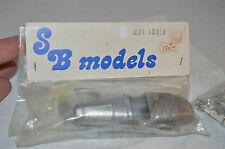 SB S B Models England Alfa Romeo metal kit new never built