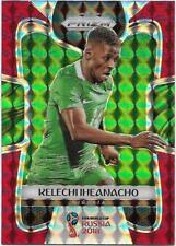 2018 Panini FIFA World Cup Red Mosaic Prizm (141) Kelechi IHEANACHO Nigeria