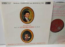 SB-2127 Beethoven Symphonies Nos.1 & 2 Vienna Philharmonic Orchestra Monteux R/S