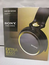 Sony MDR-XB600 BRAND NEW MDRXB600 On-Ear Extreme Bass XB Series Stereo Headphone