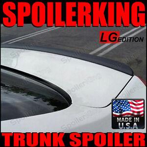 (284L) Jaguar XF 2009-16 Rear Trunk Lip Spoiler LG Style Wing
