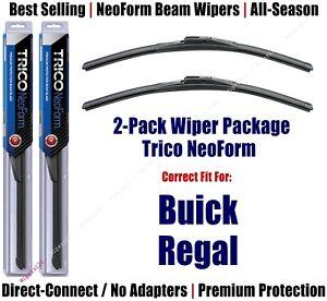 2pk Super-Premium NeoForm Wipers fit 1978-1987 Buick Regal - 16180x2