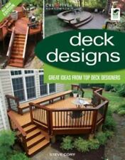 Home Improvement: Deck Designs Great Design Ideas from Top Deck Designers Book