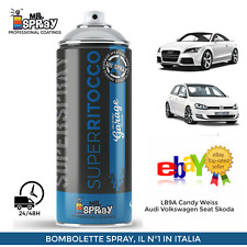 Spray Audi Volkswagen Seat Skoda  LB9A Candy Weiss 400ml !! LUCIDO !!