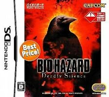 USED BioHazard: Deadly Silence (Best Price) Japan Import Nintendo DS