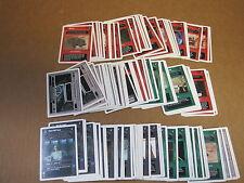 Star Wars SWCCG set of 16 Dark Side White Border Cards, Premiere