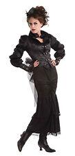 Da Donna Halloween Steampunk Vittoriano Lady Abito Costume