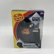 MR POTATO HEAD DALEK SEC from DOCTOR WHO - BBC / HASBRO
