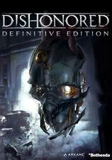 Dishonored Definitive Edition - Region Free Steam PC Key