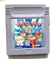 Wario Land Super Mario Land 3 ORIGINAL GAMEBOY GAME Tested + Working & Authentic