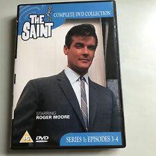 The Saint - Series 1: Episodes 3 & 4  DVD