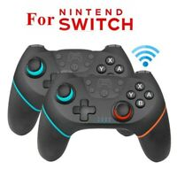 2 Pcs Wireless Pro Controller Gamepad Joypad Remote for Nintendo Switch Console