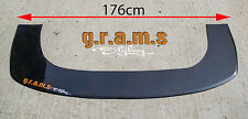 Nissan Skyline R33 R32 Gloss Front Bumper Splitter / Lip for Racing v4