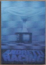 ANDRETTI RACING MICHAEL COLLECT A 1992 INDY CAR PPG WINNER'S CUP HOLOGRAM CARD