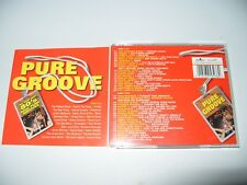 Pure Groove (The Very Best 80's Soul Funk Grooves) (2 cd 2002 Ex Condition