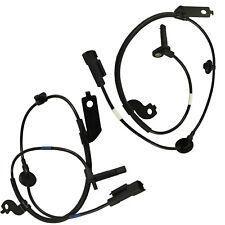Front Right & Left Set Wheel Speed Sensor 2 ABS For Mitsubishi Outlander Lancer