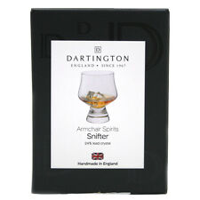 Dartington Crystal Armchair Spirits Snifter