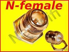 Connettore N-female a ghiera cantenna N-Femmina wifi